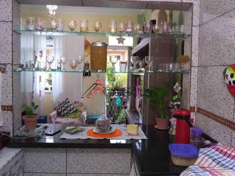 NCastro12. - Casa de Vila à venda Rua Caldas Barbosa,Piedade, Rio de Janeiro - R$ 200.000 - M2248 - 4