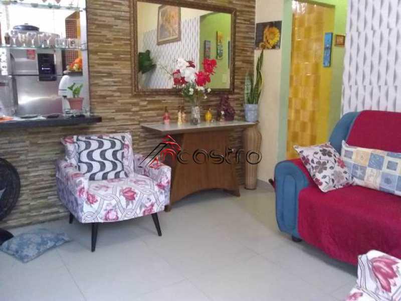 NCastro14. - Casa de Vila à venda Rua Caldas Barbosa,Piedade, Rio de Janeiro - R$ 200.000 - M2248 - 5