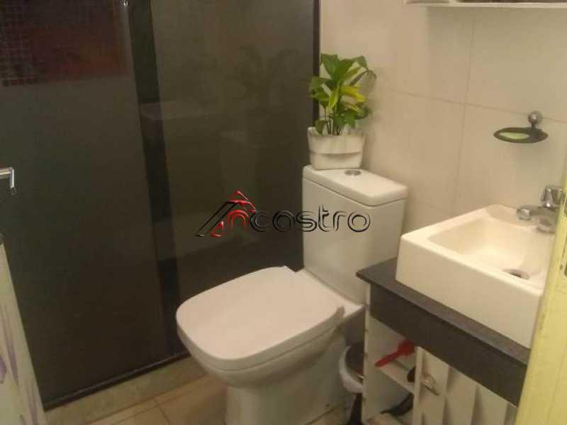 NCastro15. - Casa de Vila à venda Rua Caldas Barbosa,Piedade, Rio de Janeiro - R$ 200.000 - M2248 - 25
