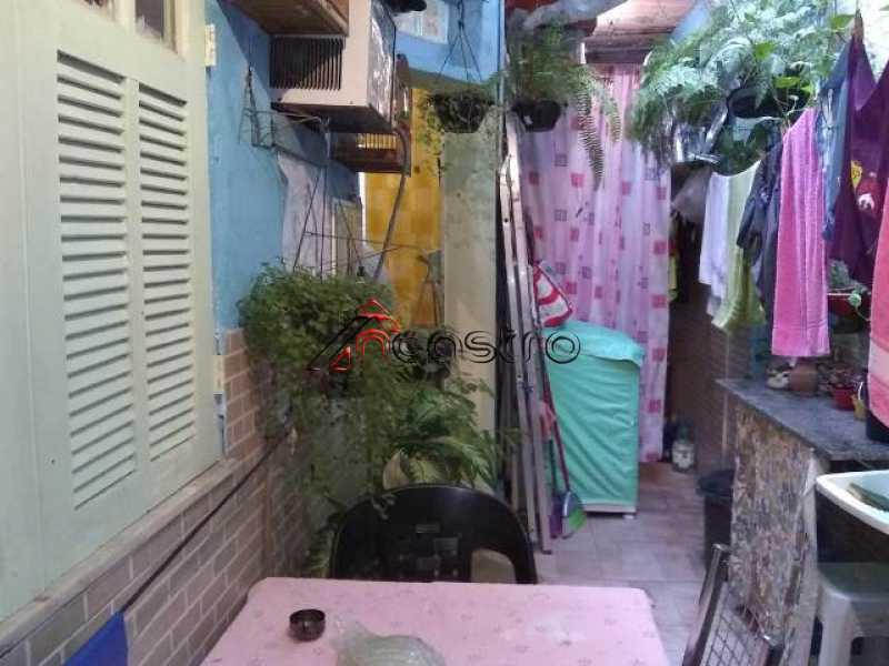 NCastro18. - Casa de Vila à venda Rua Caldas Barbosa,Piedade, Rio de Janeiro - R$ 200.000 - M2248 - 23