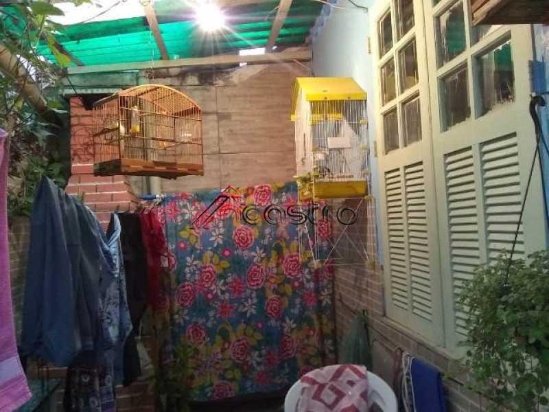 NCastro20. - Casa de Vila à venda Rua Caldas Barbosa,Piedade, Rio de Janeiro - R$ 200.000 - M2248 - 24