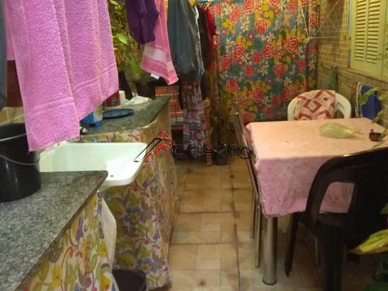 NCastro21. - Casa de Vila à venda Rua Caldas Barbosa,Piedade, Rio de Janeiro - R$ 200.000 - M2248 - 21
