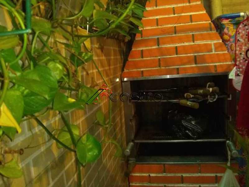 NCastro22. - Casa de Vila à venda Rua Caldas Barbosa,Piedade, Rio de Janeiro - R$ 200.000 - M2248 - 22