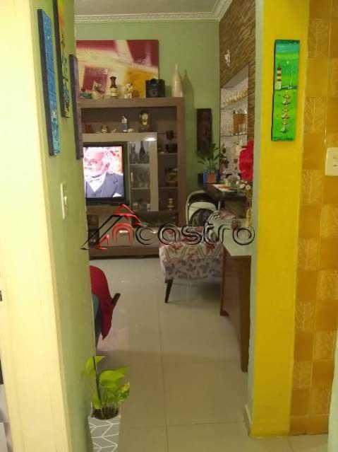 NCastro24. - Casa de Vila à venda Rua Caldas Barbosa,Piedade, Rio de Janeiro - R$ 200.000 - M2248 - 3