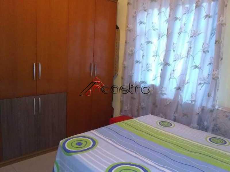 NCastro30. - Casa de Vila à venda Rua Caldas Barbosa,Piedade, Rio de Janeiro - R$ 200.000 - M2248 - 14