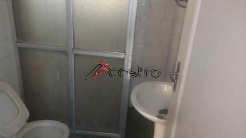 NCastro04. - Apartamento à venda Rua São Francisco Xavier,Tijuca, Rio de Janeiro - R$ 280.000 - 3090 - 21
