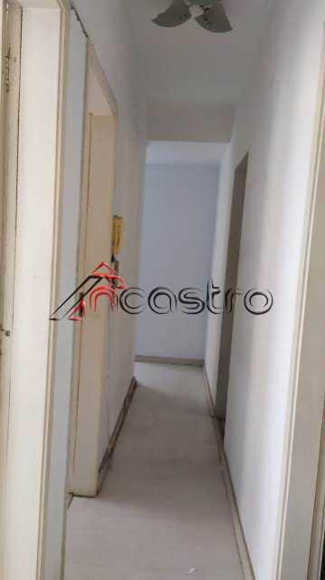 NCastro16. - Apartamento à venda Rua São Francisco Xavier,Tijuca, Rio de Janeiro - R$ 280.000 - 3090 - 9