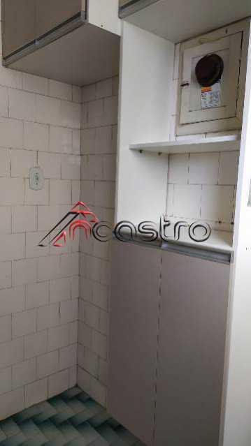 NCastro19. - Apartamento à venda Rua São Francisco Xavier,Tijuca, Rio de Janeiro - R$ 280.000 - 3090 - 18