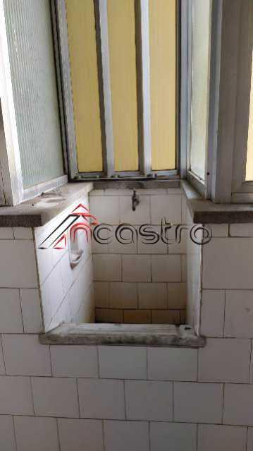 NCastro22. - Apartamento à venda Rua São Francisco Xavier,Tijuca, Rio de Janeiro - R$ 280.000 - 3090 - 25