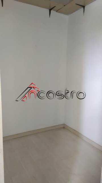 NCastro23. - Apartamento à venda Rua São Francisco Xavier,Tijuca, Rio de Janeiro - R$ 280.000 - 3090 - 16
