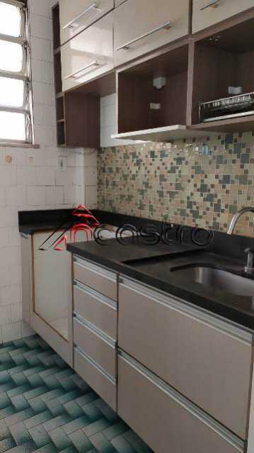 NCastro24. - Apartamento à venda Rua São Francisco Xavier,Tijuca, Rio de Janeiro - R$ 280.000 - 3090 - 19