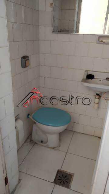 NCastro25. - Apartamento à venda Rua São Francisco Xavier,Tijuca, Rio de Janeiro - R$ 280.000 - 3090 - 23