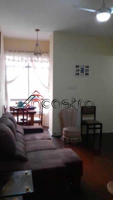 NCastro03. - Apartamento à venda Rua São Francisco Xavier,Tijuca, Rio de Janeiro - R$ 380.000 - 2393 - 4
