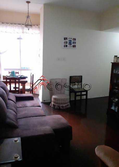 NCastro04. - Apartamento à venda Rua São Francisco Xavier,Tijuca, Rio de Janeiro - R$ 380.000 - 2393 - 6