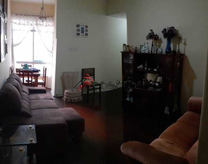 NCastro08. - Apartamento à venda Rua São Francisco Xavier,Tijuca, Rio de Janeiro - R$ 380.000 - 2393 - 3