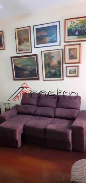 NCastro09. - Apartamento à venda Rua São Francisco Xavier,Tijuca, Rio de Janeiro - R$ 380.000 - 2393 - 8
