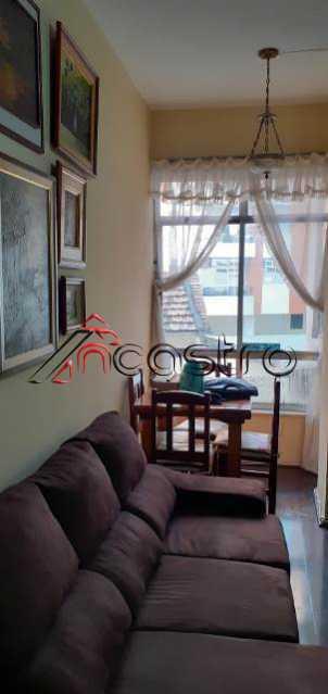 NCastro13. - Apartamento à venda Rua São Francisco Xavier,Tijuca, Rio de Janeiro - R$ 380.000 - 2393 - 11