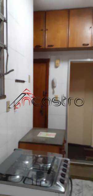 NCastro15. - Apartamento à venda Rua São Francisco Xavier,Tijuca, Rio de Janeiro - R$ 380.000 - 2393 - 13