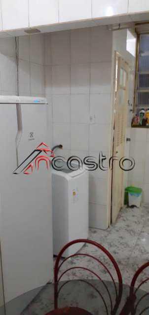 NCastro17. - Apartamento à venda Rua São Francisco Xavier,Tijuca, Rio de Janeiro - R$ 380.000 - 2393 - 14