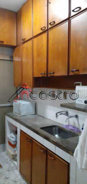NCastro19. - Apartamento à venda Rua São Francisco Xavier,Tijuca, Rio de Janeiro - R$ 380.000 - 2393 - 16