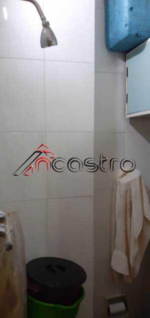 NCastro21. - Apartamento à venda Rua São Francisco Xavier,Tijuca, Rio de Janeiro - R$ 380.000 - 2393 - 22