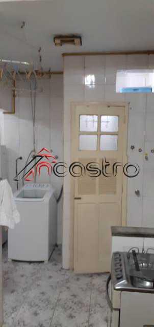 NCastro23. - Apartamento à venda Rua São Francisco Xavier,Tijuca, Rio de Janeiro - R$ 380.000 - 2393 - 21