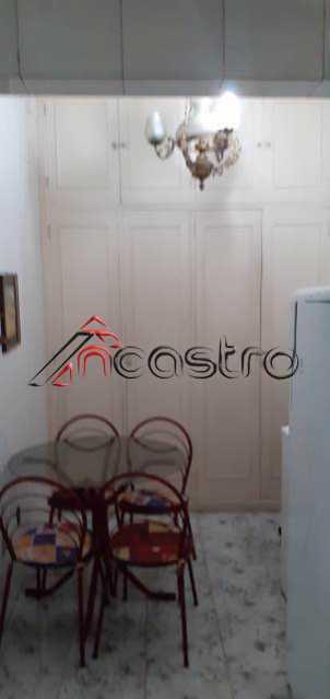 NCastro24. - Apartamento à venda Rua São Francisco Xavier,Tijuca, Rio de Janeiro - R$ 380.000 - 2393 - 20