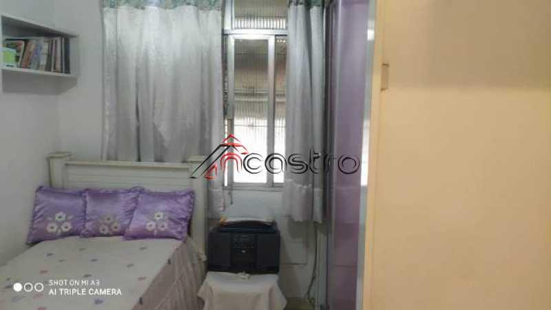 NCastro01. - Apartamento à venda Avenida Teixeira de Castro,Ramos, Rio de Janeiro - R$ 195.000 - 2394 - 5