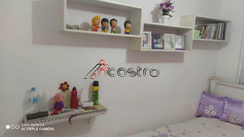 NCastro03. - Apartamento à venda Avenida Teixeira de Castro,Ramos, Rio de Janeiro - R$ 195.000 - 2394 - 6