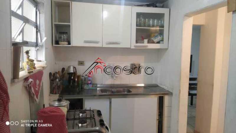 NCastro04. - Apartamento à venda Avenida Teixeira de Castro,Ramos, Rio de Janeiro - R$ 195.000 - 2394 - 7