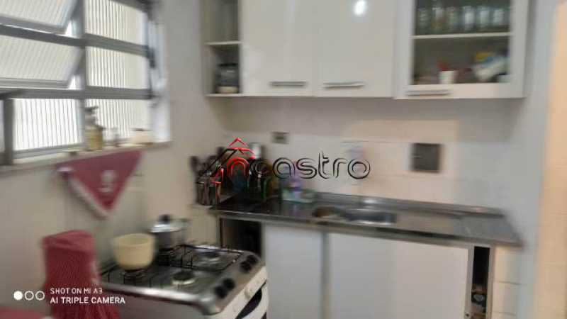 NCastro05. - Apartamento à venda Avenida Teixeira de Castro,Ramos, Rio de Janeiro - R$ 195.000 - 2394 - 8