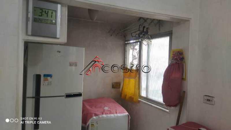 NCastro06. - Apartamento à venda Avenida Teixeira de Castro,Ramos, Rio de Janeiro - R$ 195.000 - 2394 - 9