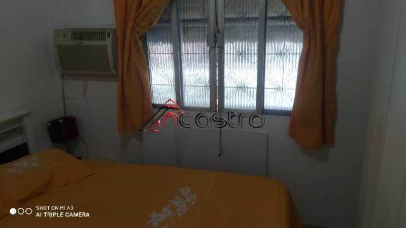 NCastro07. - Apartamento à venda Avenida Teixeira de Castro,Ramos, Rio de Janeiro - R$ 195.000 - 2394 - 10