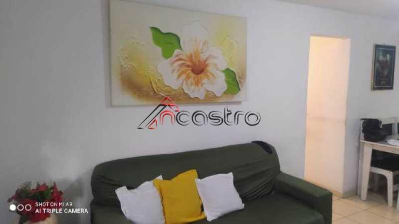 NCastro08. - Apartamento à venda Avenida Teixeira de Castro,Ramos, Rio de Janeiro - R$ 195.000 - 2394 - 3