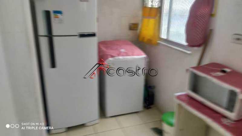 NCastro09. - Apartamento à venda Avenida Teixeira de Castro,Ramos, Rio de Janeiro - R$ 195.000 - 2394 - 11