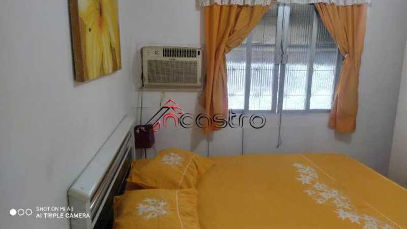 NCastro10. - Apartamento à venda Avenida Teixeira de Castro,Ramos, Rio de Janeiro - R$ 195.000 - 2394 - 12