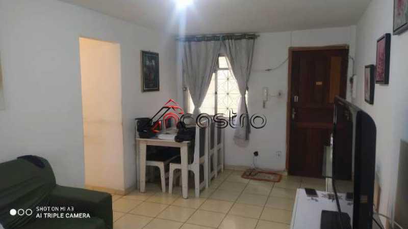 NCastro12. - Apartamento à venda Avenida Teixeira de Castro,Ramos, Rio de Janeiro - R$ 195.000 - 2394 - 4