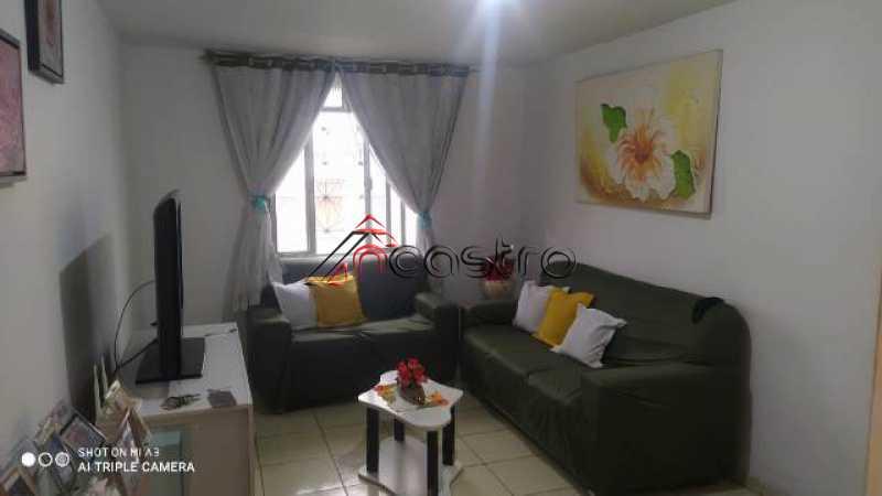 NCastro13. - Apartamento à venda Avenida Teixeira de Castro,Ramos, Rio de Janeiro - R$ 195.000 - 2394 - 1