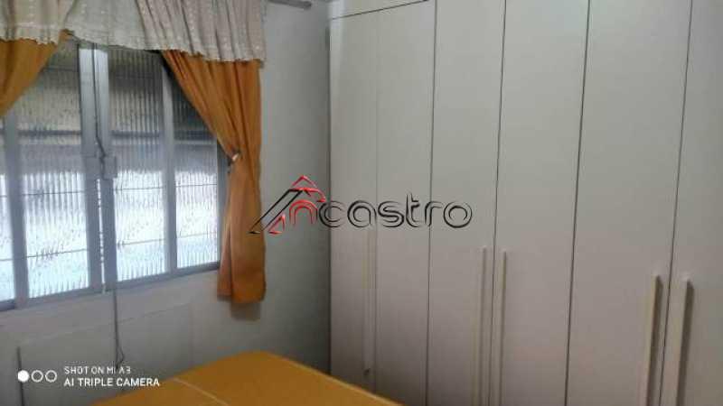 NCastro15. - Apartamento à venda Avenida Teixeira de Castro,Ramos, Rio de Janeiro - R$ 195.000 - 2394 - 15