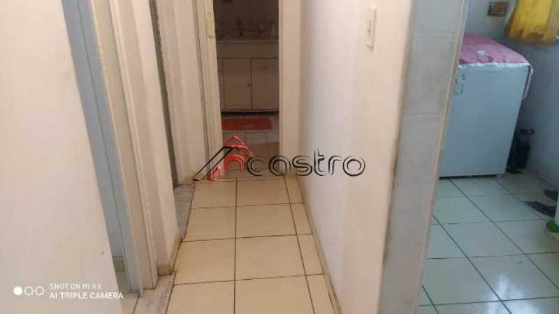 NCastro16. - Apartamento à venda Avenida Teixeira de Castro,Ramos, Rio de Janeiro - R$ 195.000 - 2394 - 17