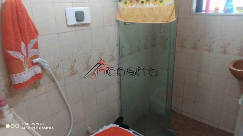 NCastro17. - Apartamento à venda Avenida Teixeira de Castro,Ramos, Rio de Janeiro - R$ 195.000 - 2394 - 19