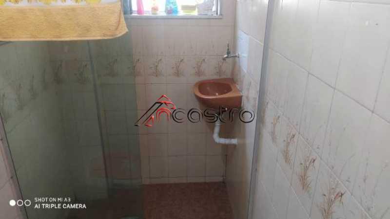 NCastro19. - Apartamento à venda Avenida Teixeira de Castro,Ramos, Rio de Janeiro - R$ 195.000 - 2394 - 20