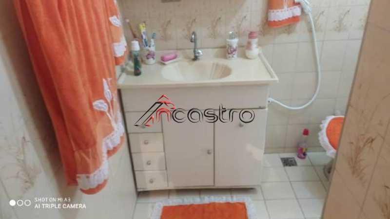 NCastro21. - Apartamento à venda Avenida Teixeira de Castro,Ramos, Rio de Janeiro - R$ 195.000 - 2394 - 21