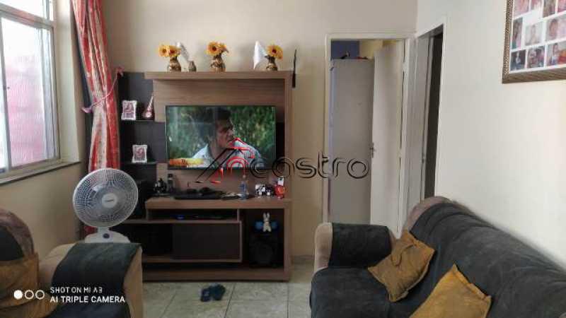 NCastro07. - Apartamento 2 quartos à venda Ramos, Rio de Janeiro - R$ 200.000 - 2396 - 4