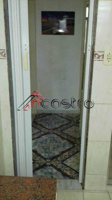 NCastro21. - Apartamento 2 quartos à venda Vila da Penha, Rio de Janeiro - R$ 280.000 - 2399 - 17