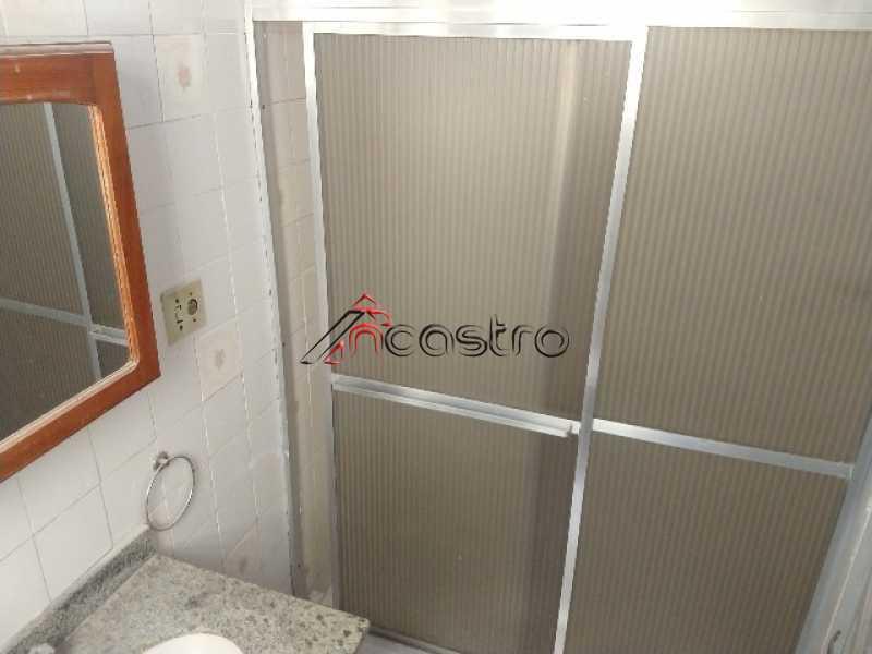 NCastro04. - Apartamento 2 quartos para alugar Penha, Rio de Janeiro - R$ 900 - 2401 - 5