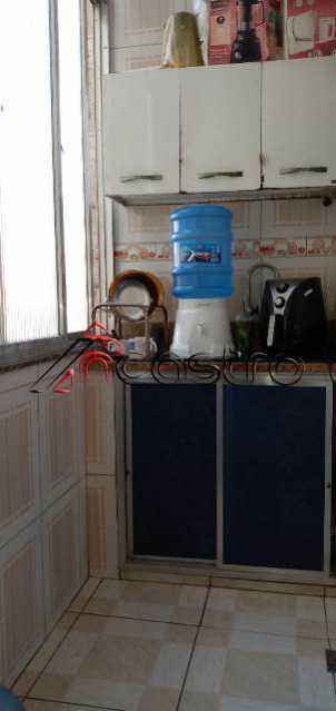 NCastro16. - Apartamento 2 quartos à venda Engenho Novo, Rio de Janeiro - R$ 205.000 - 2402 - 18