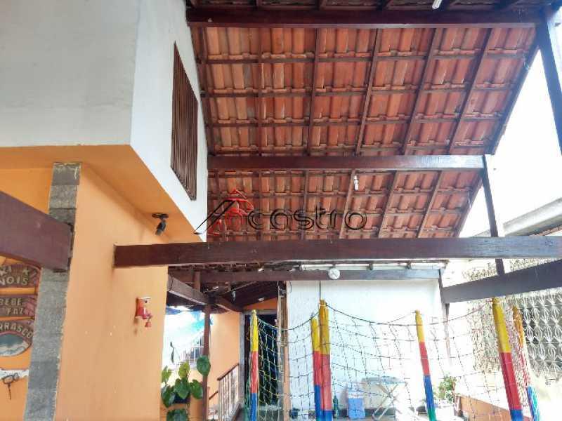 NCastro10. - Casa 7 quartos à venda Ramos, Rio de Janeiro - R$ 700.000 - M2257 - 7