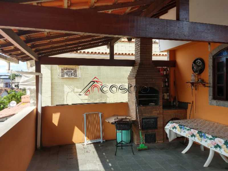 NCastro13. - Casa 7 quartos à venda Ramos, Rio de Janeiro - R$ 700.000 - M2257 - 1
