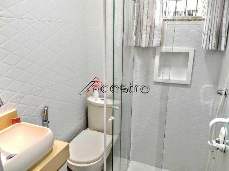 NCastro06. - Casa 3 quartos à venda Olaria, Rio de Janeiro - R$ 1.150.000 - M2258 - 23